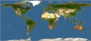 mapa garra rufa 2